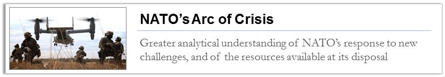 NATO's Arc of Crisis