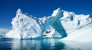 dramatic-melt-off-of-Arctic-sea-ice-due-to-climate-change