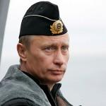Putin at sea