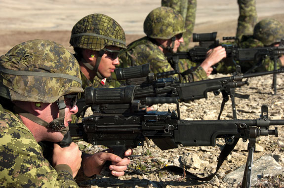 So you want to be a Reservist? – NAOC