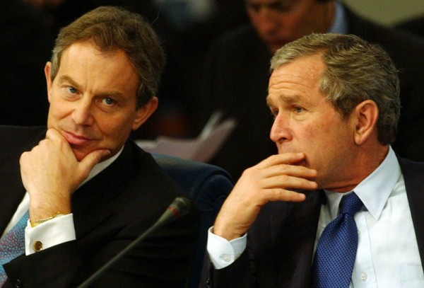 Blair-and-Bush