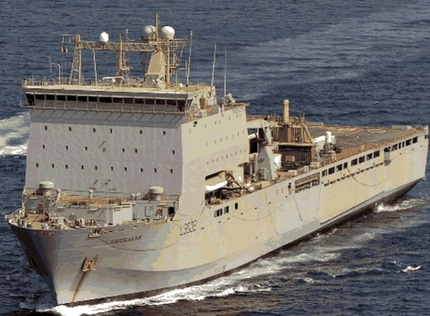 A CASE FOR CANADIAN STRATEGIC SEALIFT CAPABILITY