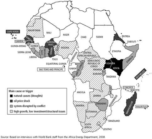 Lighting Africa: Battling Power Shortages in an Energy Poor