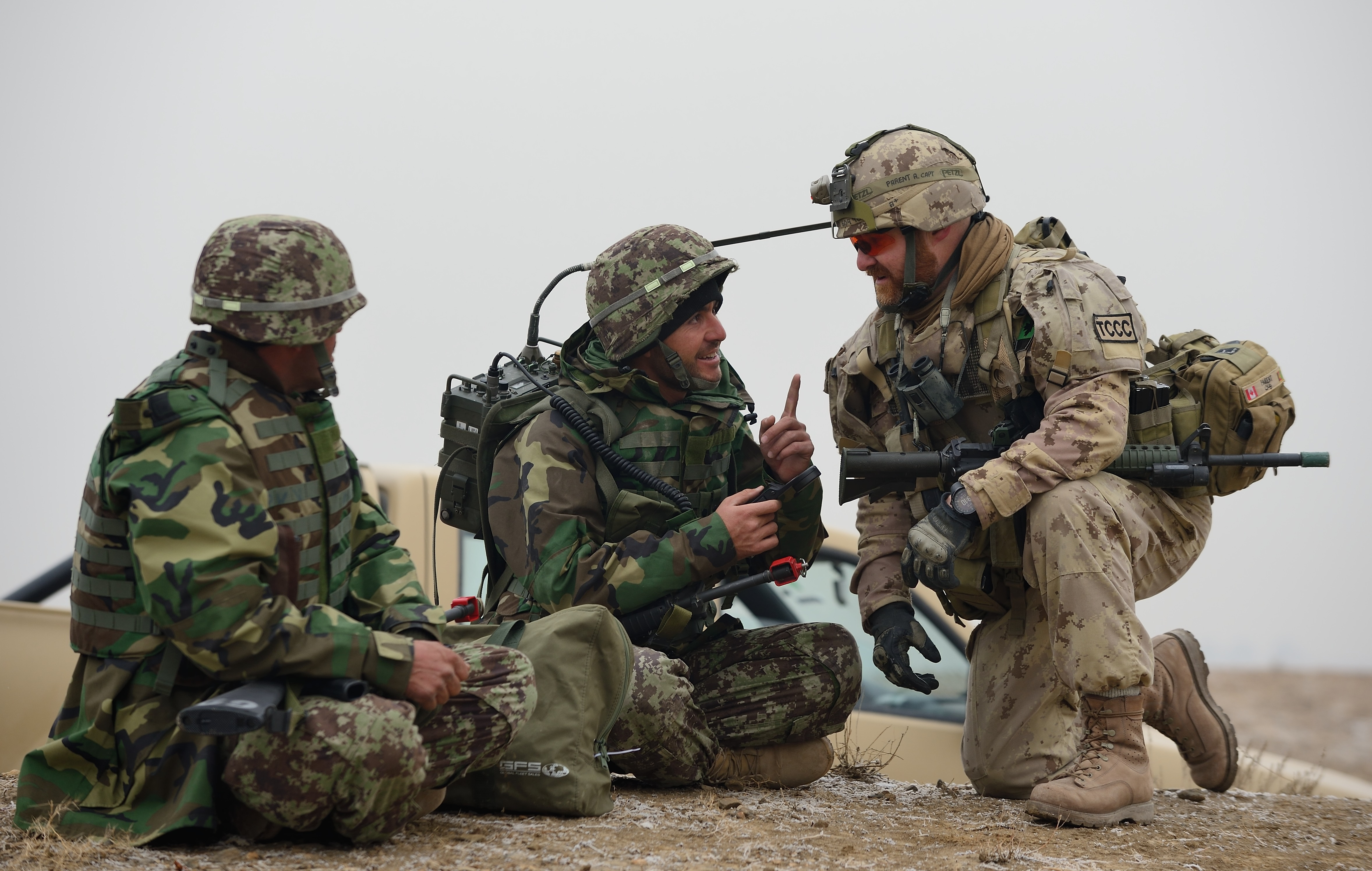 Canadian Military Essay Topics
