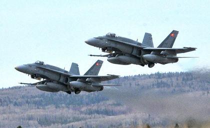 CF-18 Roger Gagnon_QMI Agency