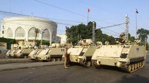 Tank Egypt