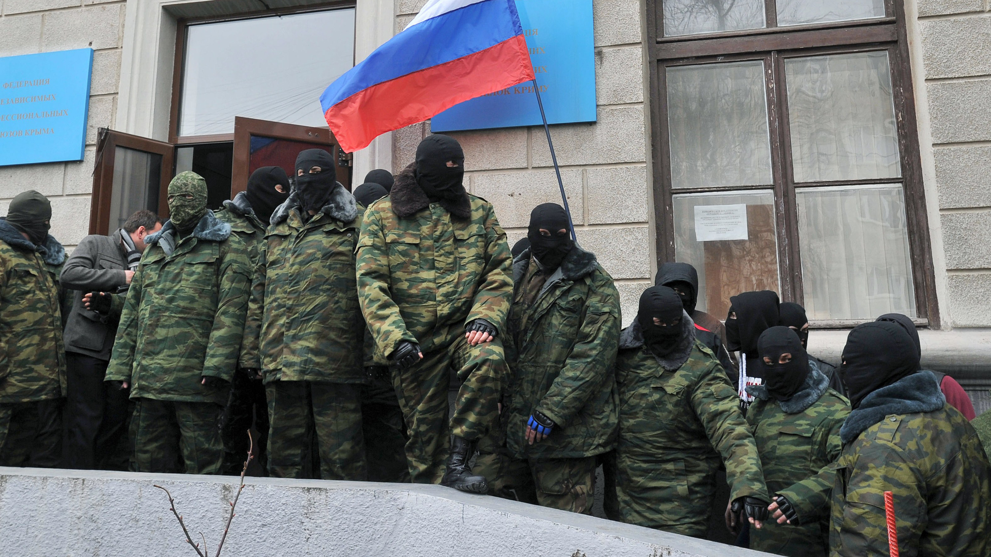 Crimeans, how do you tolerate it