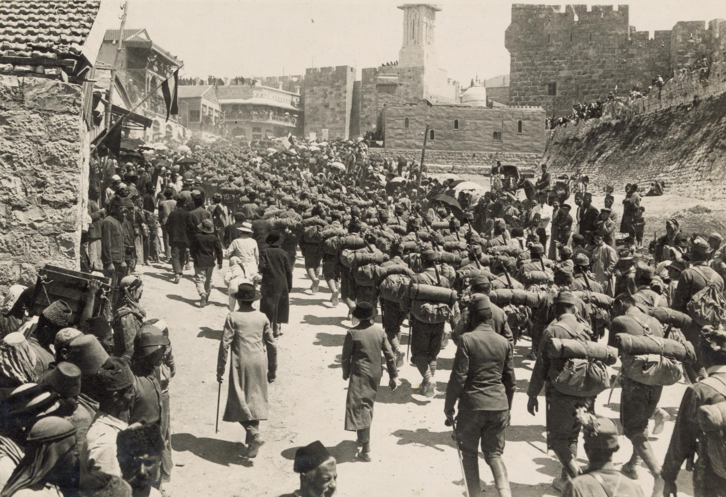 The first world war and the middle east one hundred years on naoc publicscrutiny Images