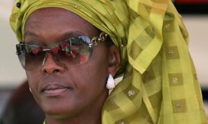 Grace Mugabe (Source: The Guardian)