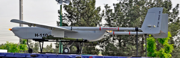 H-110-Sarir-UAV