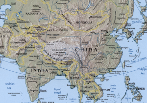 Sino-Indian_Geography