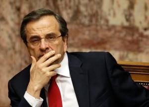 Antonis Samaras Grecia