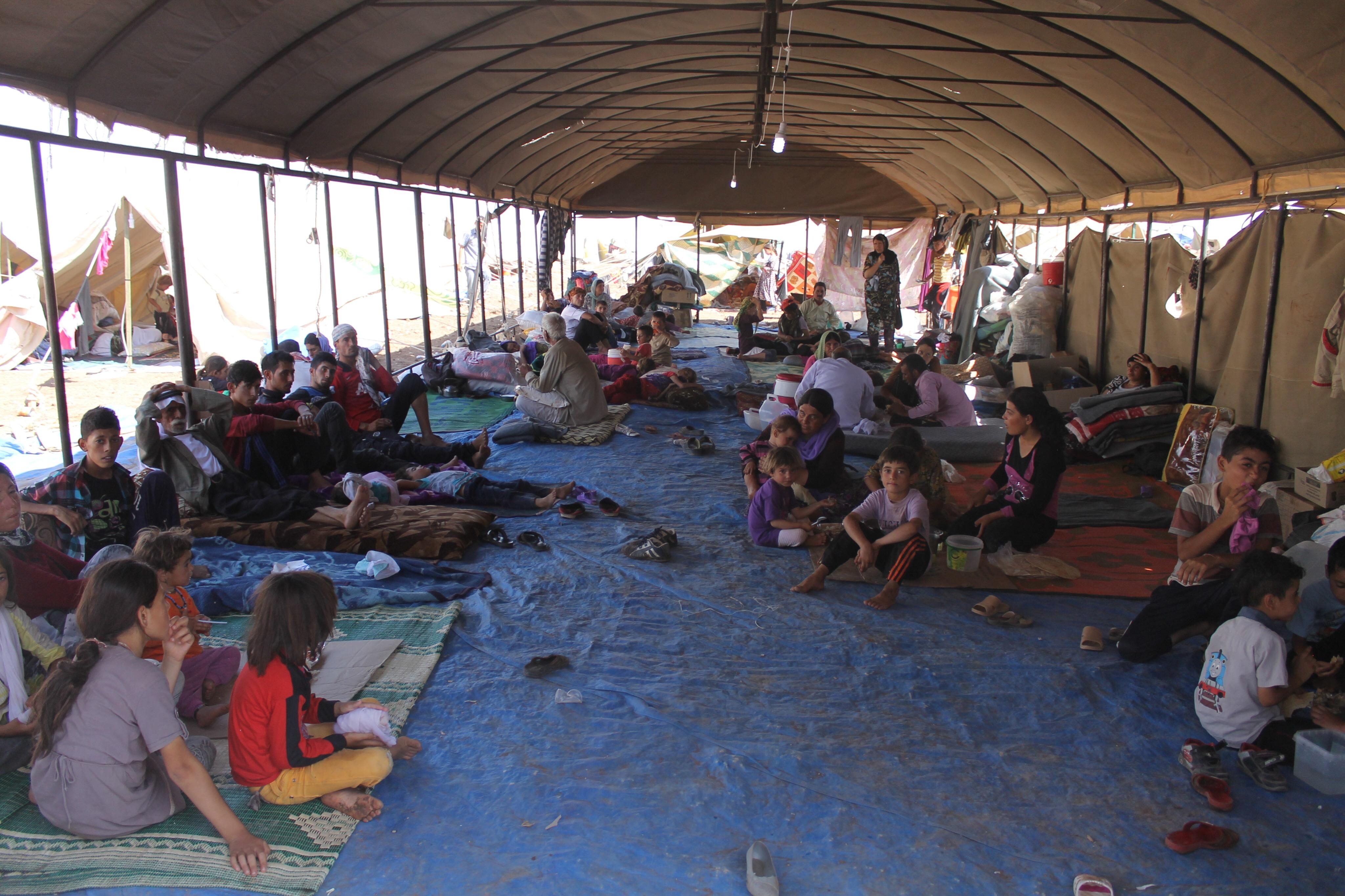 Yezidi Refugees