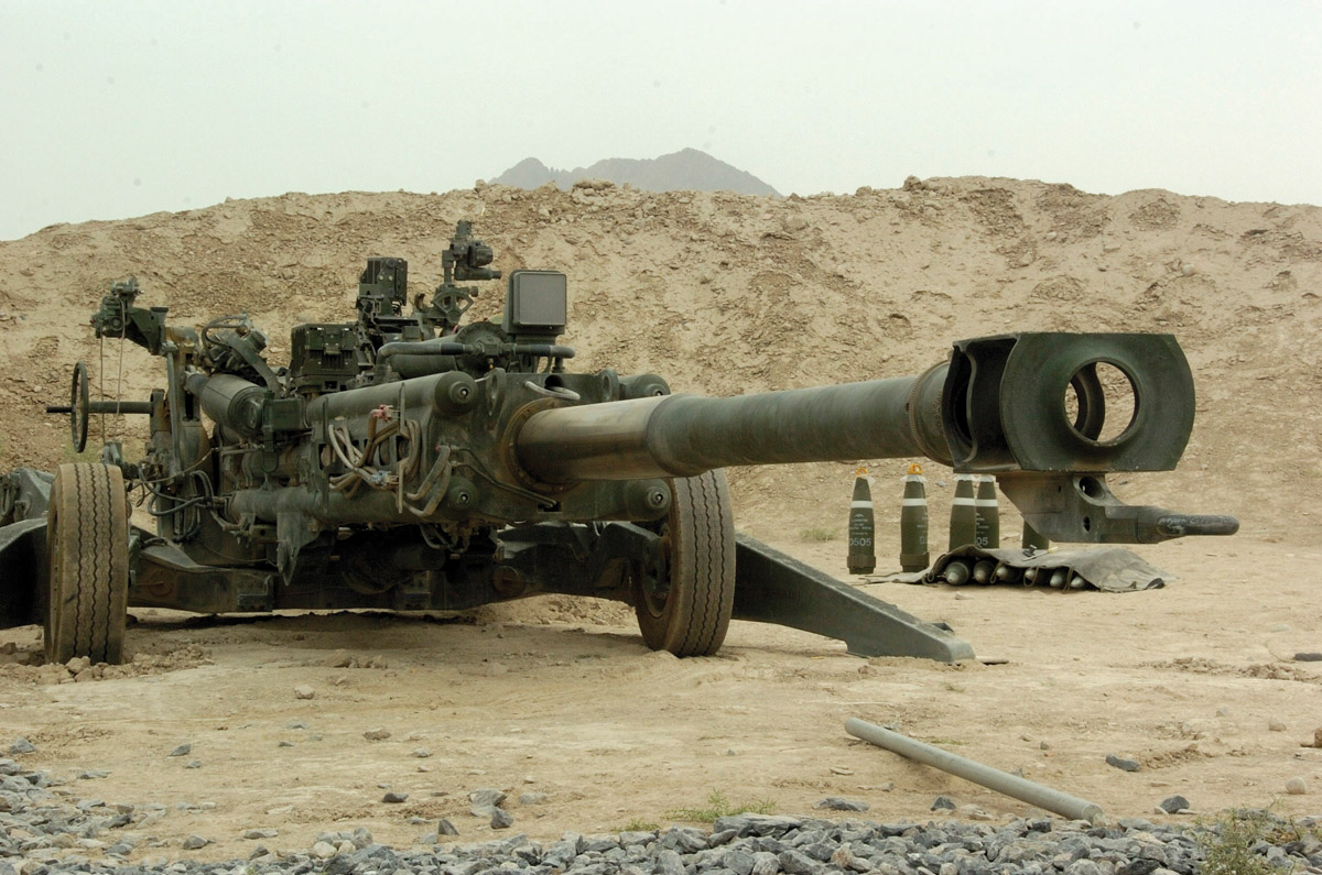 What is a howitzer 45
