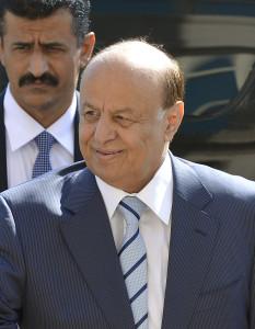 Formenr Yemeni President Abd_Rabbuh_Mansur_Hadi_2013