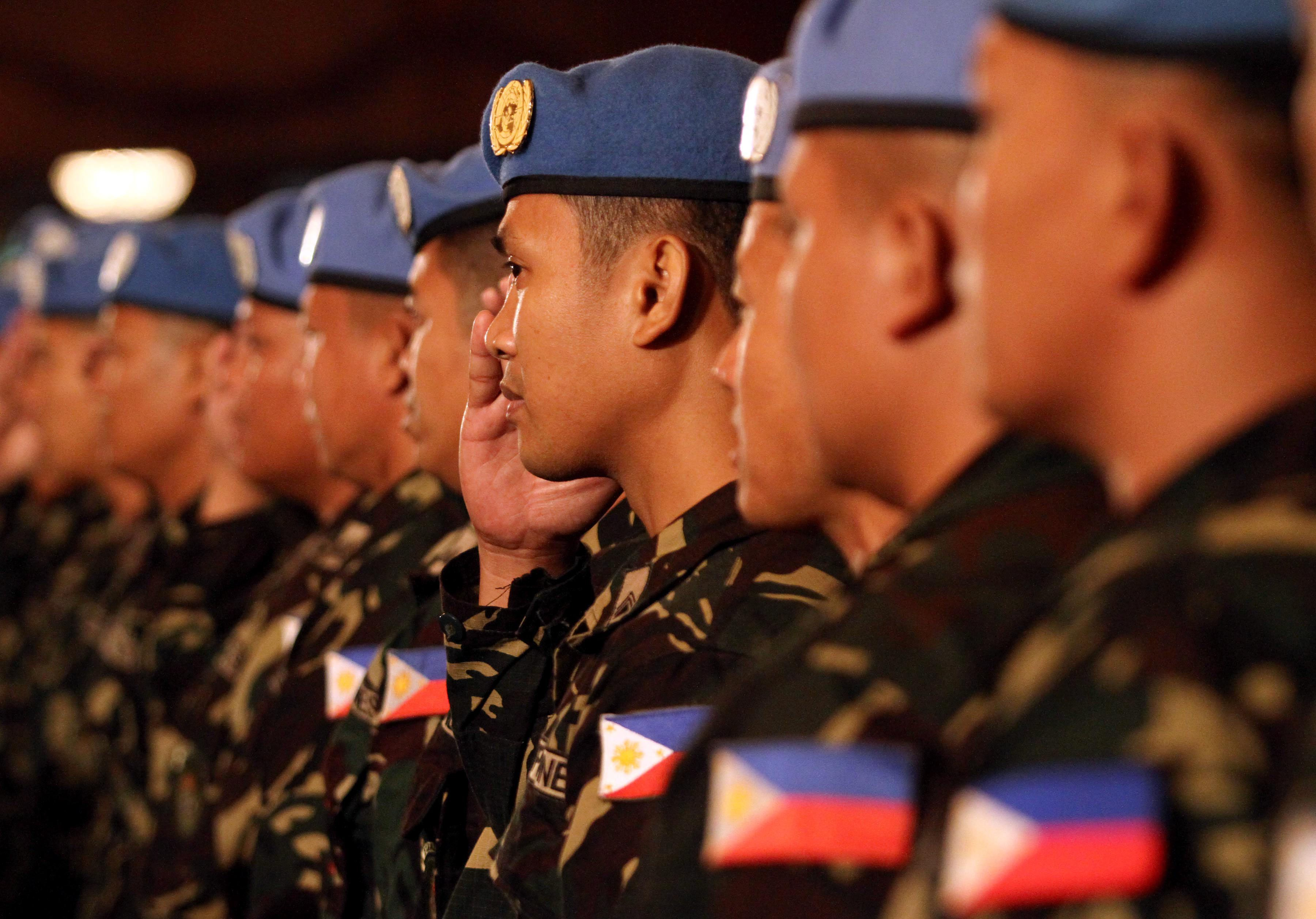 7th_Philippine_Contingent_to_Golan_Heights