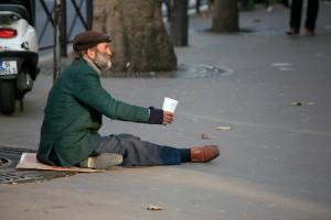 The Homeless, Paris