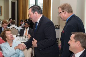 Commonwealth Defence Lunch July 13, 2015-24
