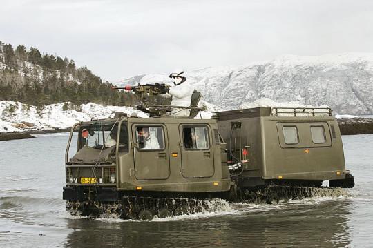 Norway Bv206