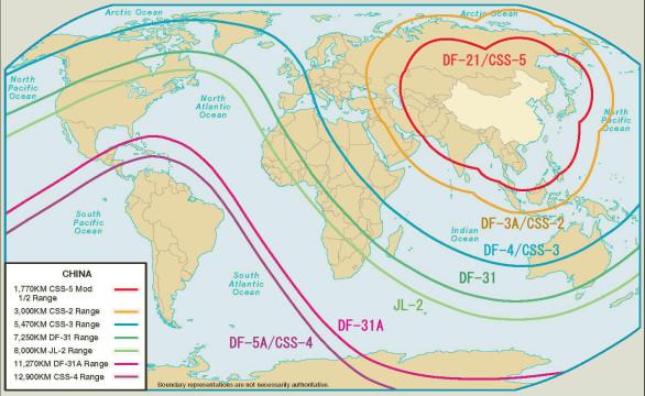 PLA_ballistic_missiles_range