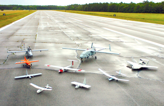 military UAV classes