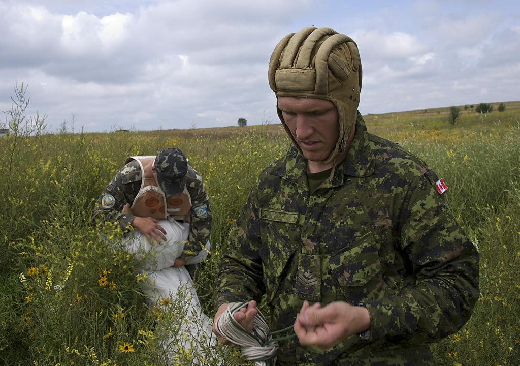 Is It Time for Canada to Have Mandatory Military Service? – NAOC