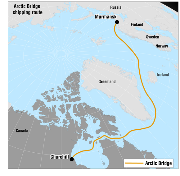 Arctic Bridge