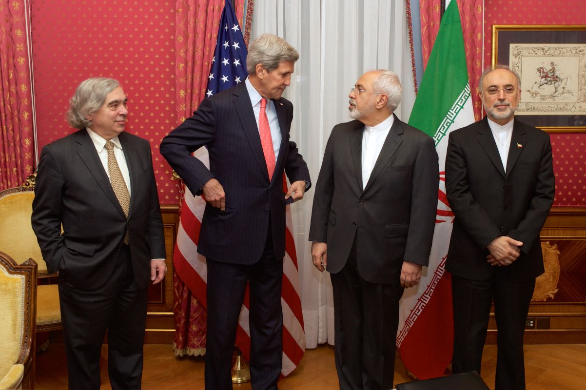 kerry salehi nuclear talks