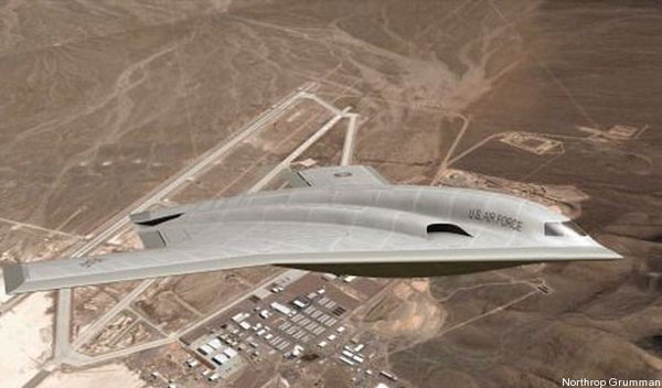 The USAF's (secret) Long Range Strike Bomber: Estimates and
