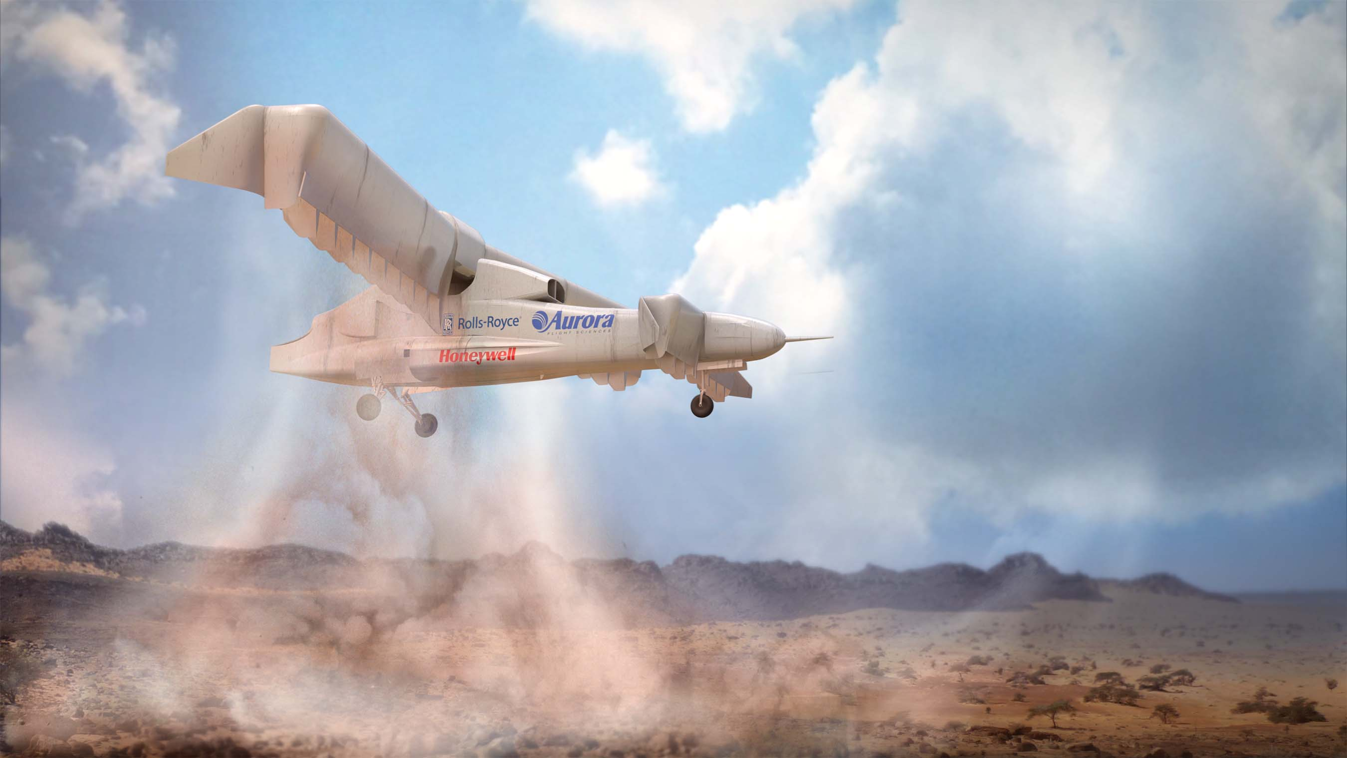 The VTOL X-Plane: Merging Speed with Agility – NAOC