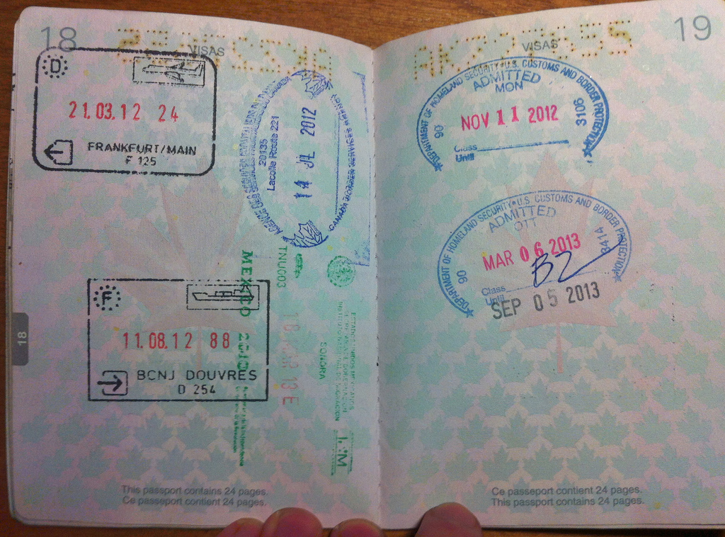Travel Visa To Canada From Mexico
