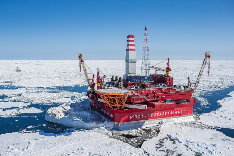 Oil exploration norway