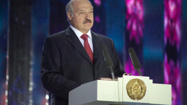 Alexander Lukashenko is the President of Belarus.