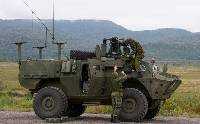 adapting with the times a look at the tapv as an armoured