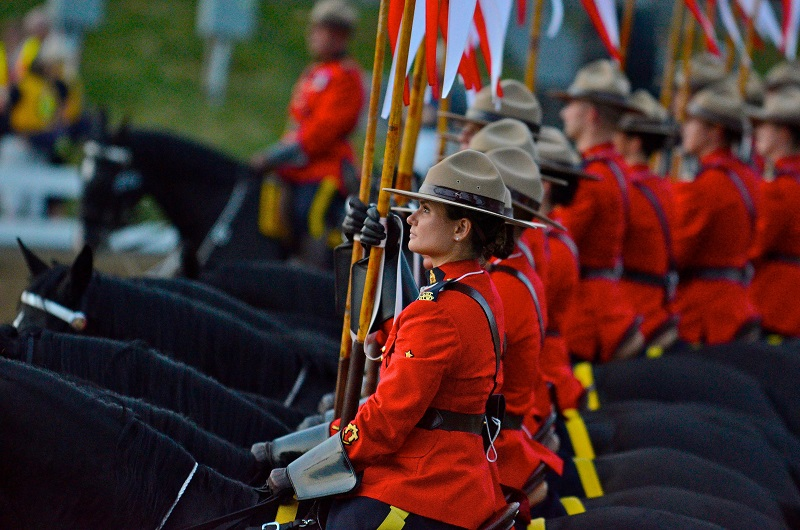 """Still an """"Old Boys' Club"""": Women in Canadian Policing Today – NAOC"""