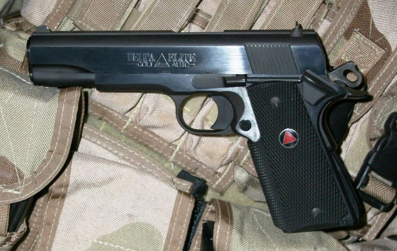 Canada S New Sidearm A Higher Calibre Naoc