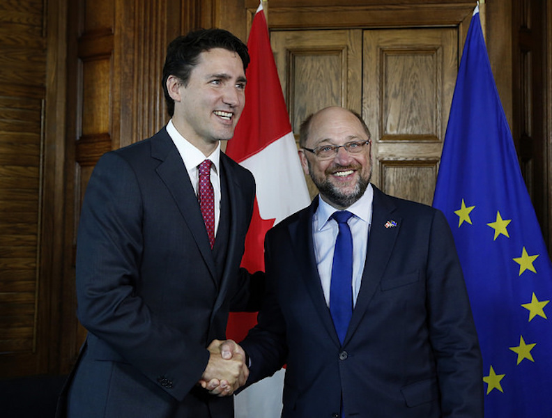 The Canadaeu Comprehensive Economic And Trade Agreement Ceta For