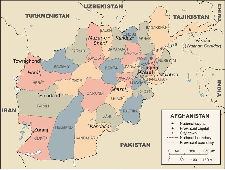 Essay on why afghanistan is a failed state