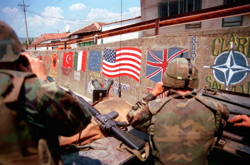 an analysis of the illegal war in kosovo Top 10 facts about the kosovo war the kosovo war was a quick and highly destructive conflict that displaced 90 percent of the population the severity of the unrest in kosovo and the involvement of the north atlantic treaty organisation (nato) brought the kosovo conflict to international attention in the late 1990's.