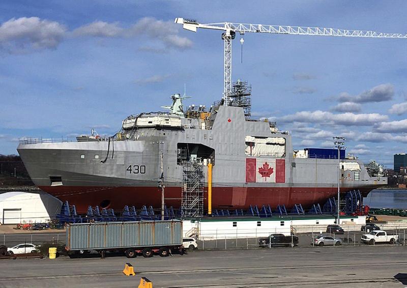 canada defence procurement strategy pdf