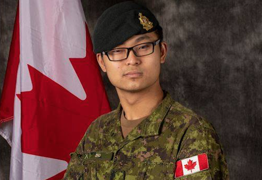 A Conversation with a Member of the Canadian Reserves – NAOC