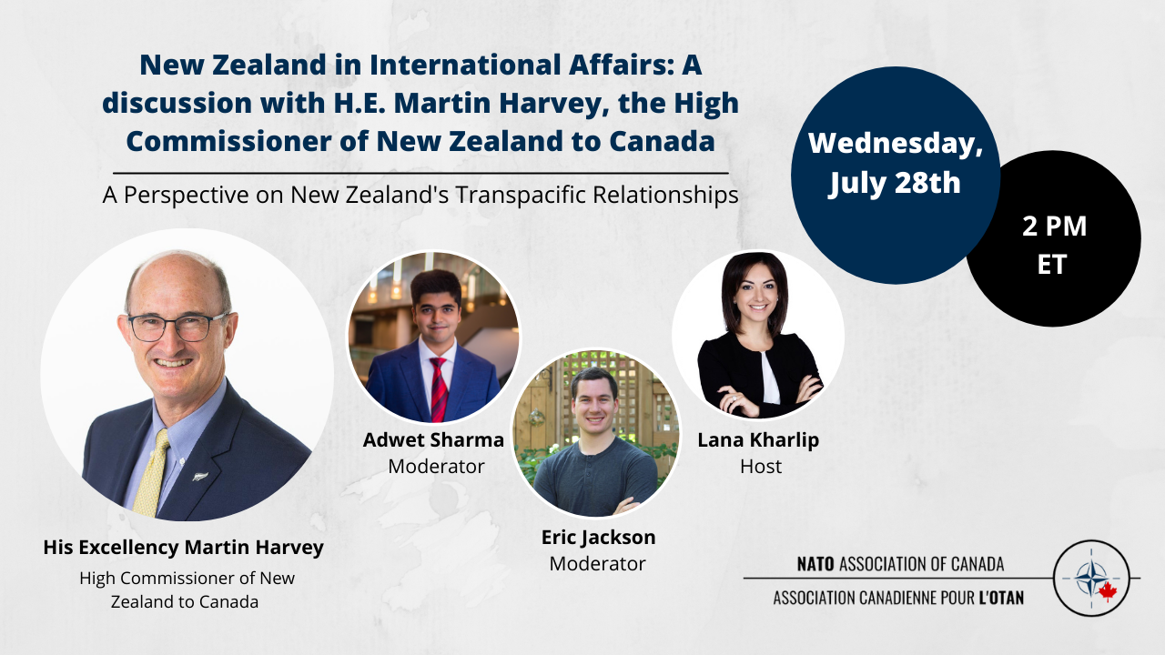 New Zealand High Commissioner Event